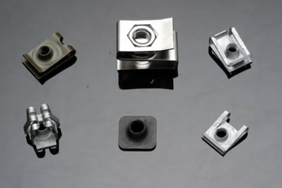 Threaded J Clips